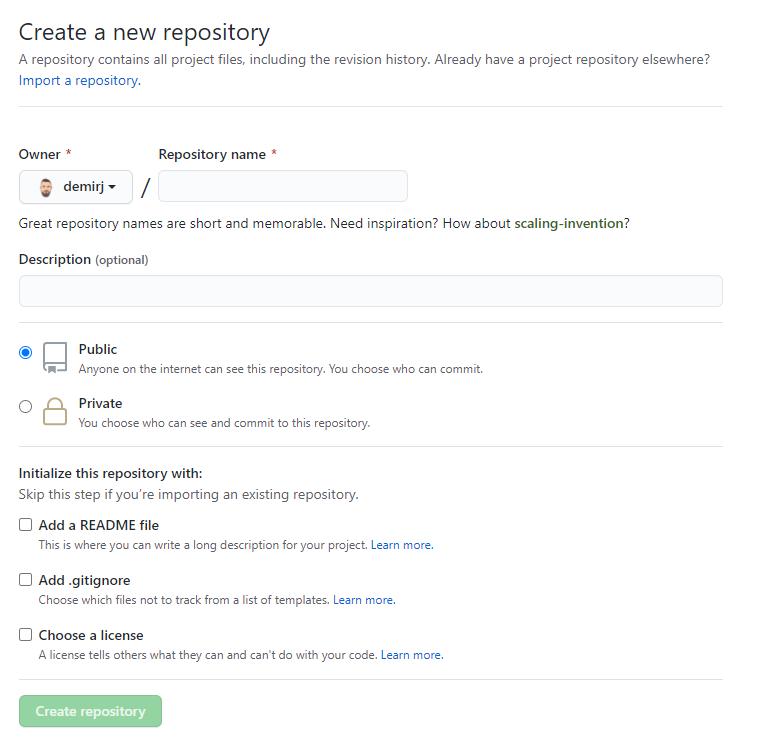GitHub-Repository